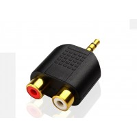 RCA to aux converter