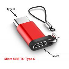 Micro USB to USB-C Converter
