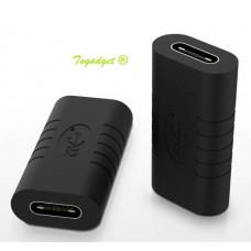 USB Type C adapter female to female converter