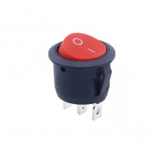 ON / OFF Round toggle switch