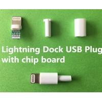 USB Lighting kabel connector