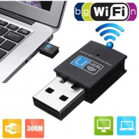 Wireless wifi dongle 300 Mbps super fast adapter