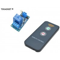 Wireless Remote Control Switch 5V - 12V