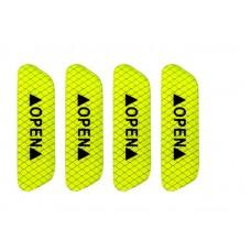 Car Reflective Door Sticker set of 4