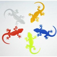 Car Reflective Sticker crocodile