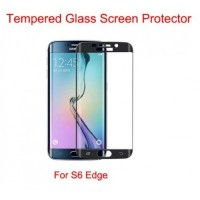Tempered 3D hard glas for Samsung Galaxy S6 Edge