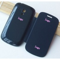 Flip cover for Galaxy S3 mini i8190