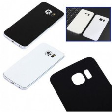 Samsung Galaxy S6 achter cover glass