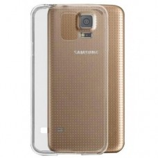 Samsung Galaxy S5 transparant soft case