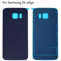 Samsung Galaxy S6 Edge back cover glas