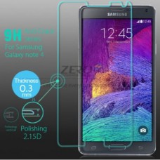 Samsung Galaxy Note 4 Tempered glas