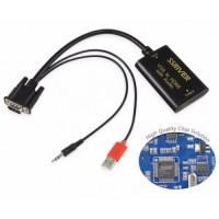 VGA to HDMI converter 1080P