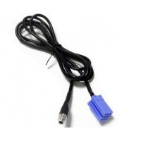 Car Interface Aux-in audio cable VW Skoda Polo