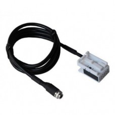 Car Interface Aux-in audio cable Peugeot, Citroen