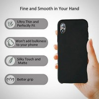Sllky And Soft - Touch For Iphone X XS