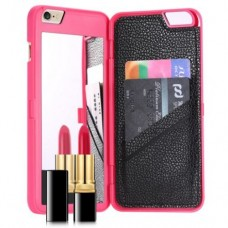 cosmetic mirror case for iPhone 6 6S