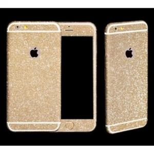 Screen sticker with glitter for iphone 6 6S