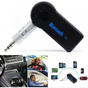 Wireless Bluetooth Car Kit AUX Audio Music Receiver