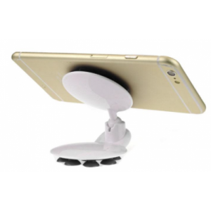 Suction cup holder for iPhone Samsung
