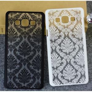 Samsung Galaxy Note 5 Damask Vintage Flower case
